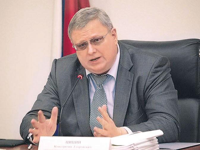 КЧР посетил председатель правления Фонда содействия реформированию ЖКХ К. Ц ...